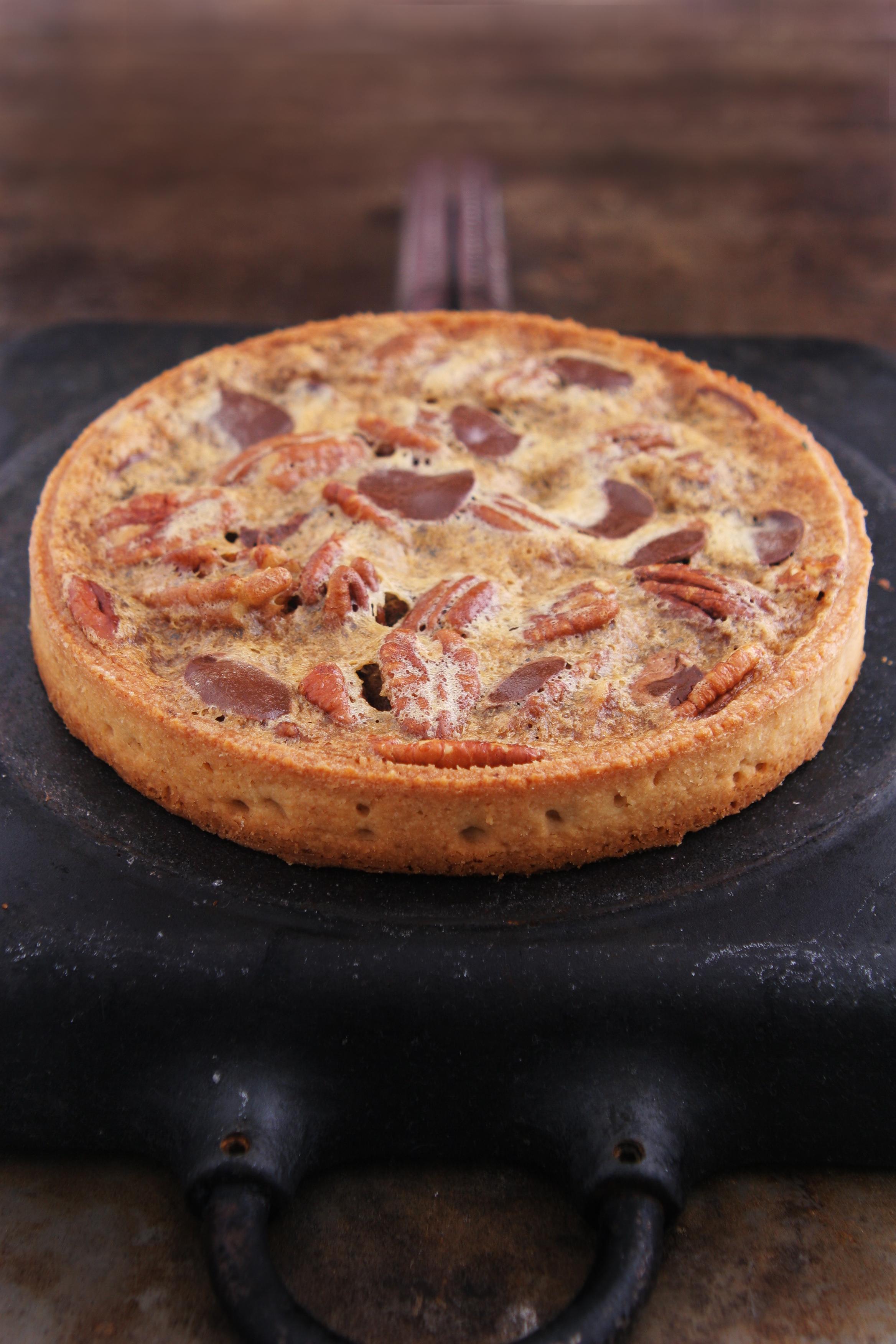 Chocolate Pecan Tart Chef Payard