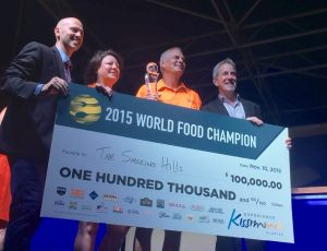 Loren Hill, Overland Park, Kansas - The 2015 World Food Champ