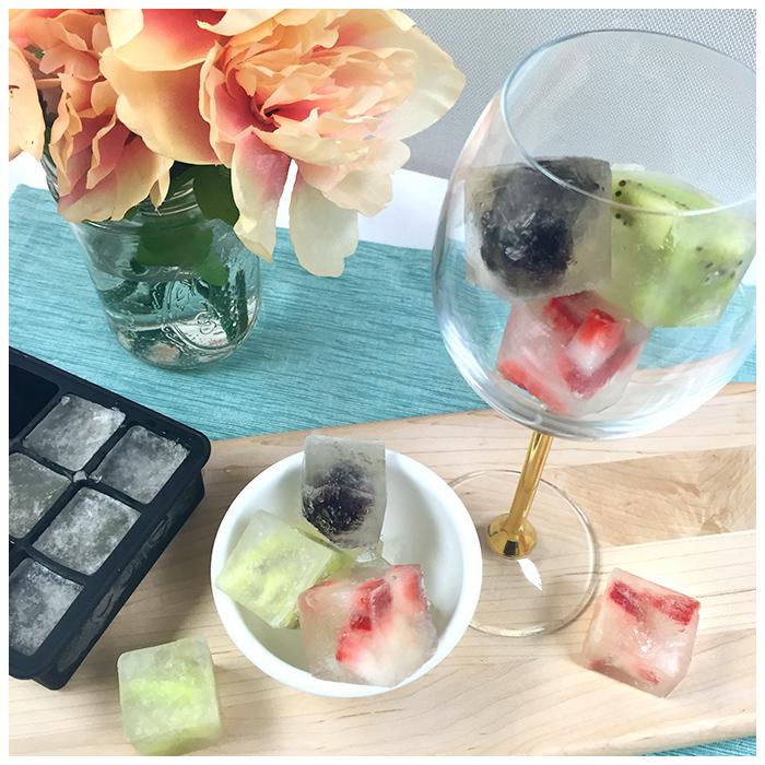 Wine Ice Cubes