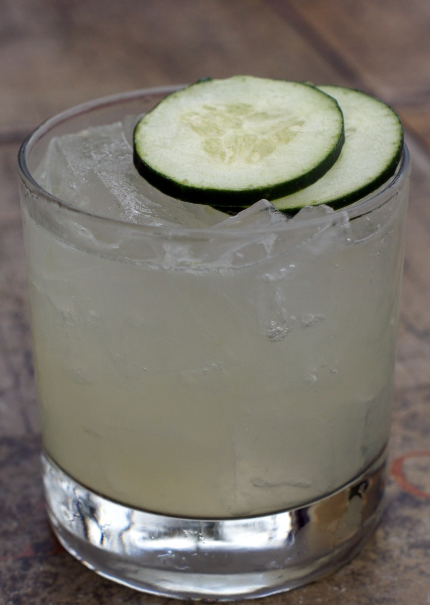 Cool off with Tommy Bahama's refreshing Cucumber Smash