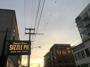 Sizzle Pie I