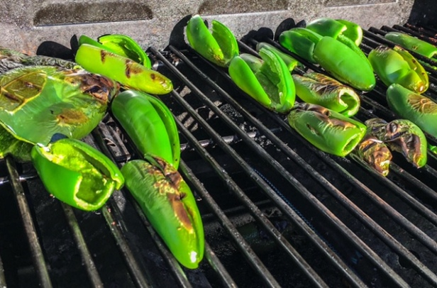 fire-roast-the-peppers
