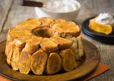 pumpkin-bread-pudding