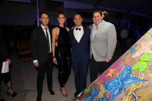 Jared Shapiro, Heidi Klum, Julien Bigan, & Courtland Lantaff