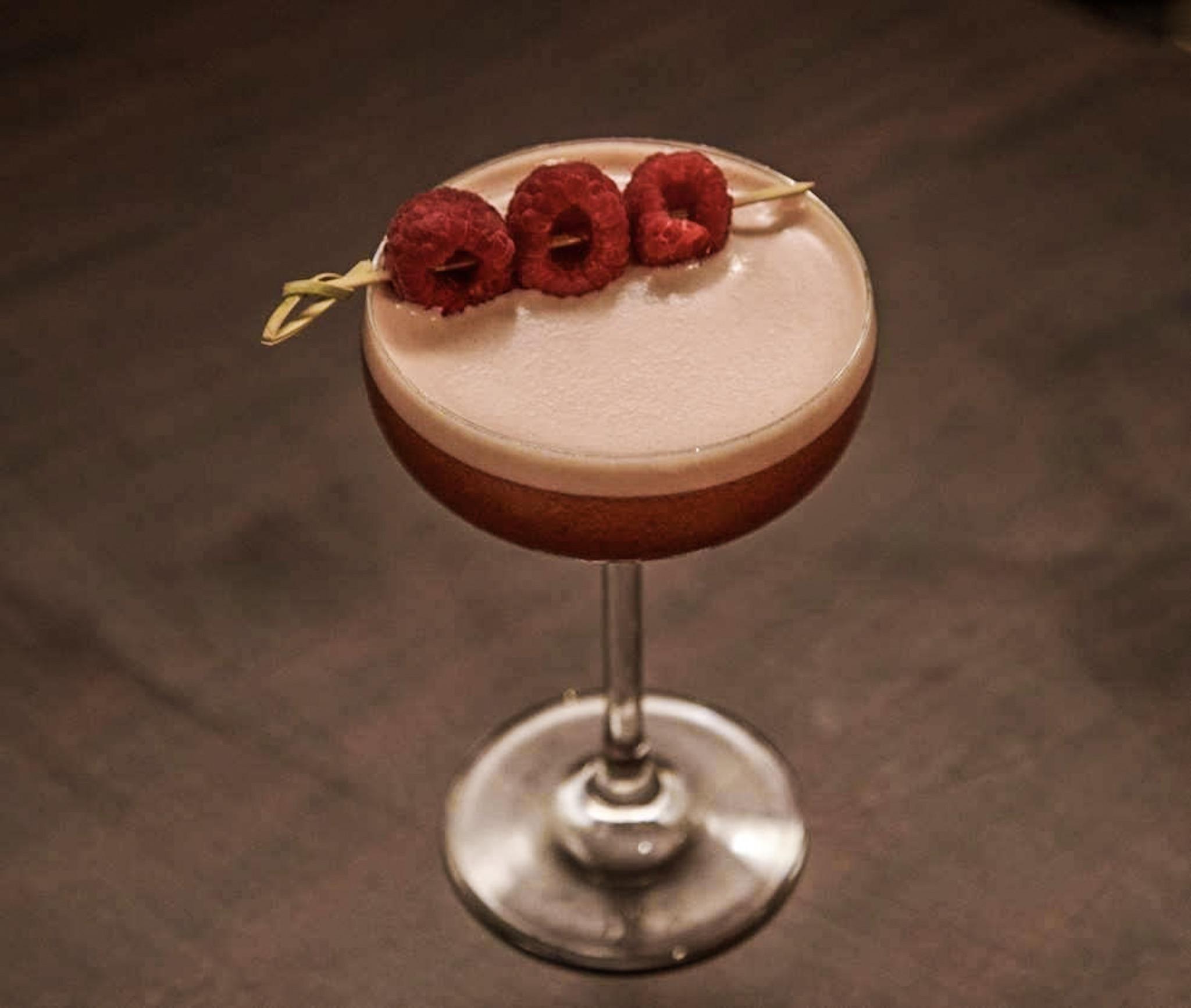 Coctail raspberry