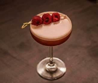 Coctail raspberry