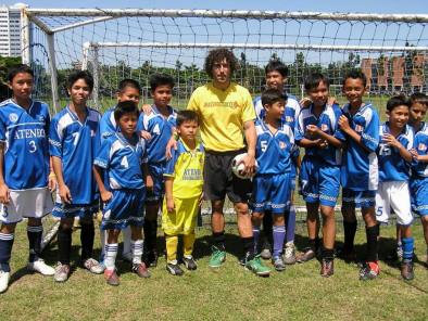 Cofounder grassroot soccer