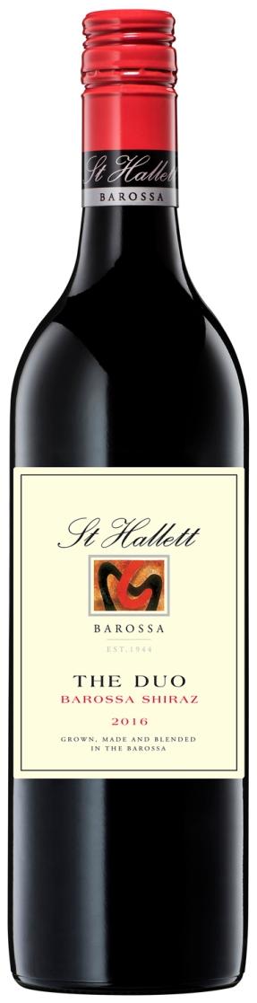 St Hallett_Bottle