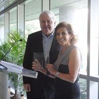 The Patricia and Phillip Frost Art Museum FIU Honors Dennis Scholl