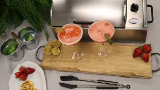 Grilled Strawberry Margarita II