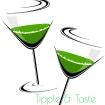 logo tipple and taste