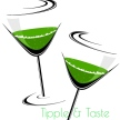 logo tipple and taste
