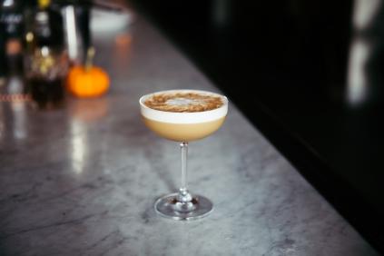 Jura Jack-O-Lantern Cocktail