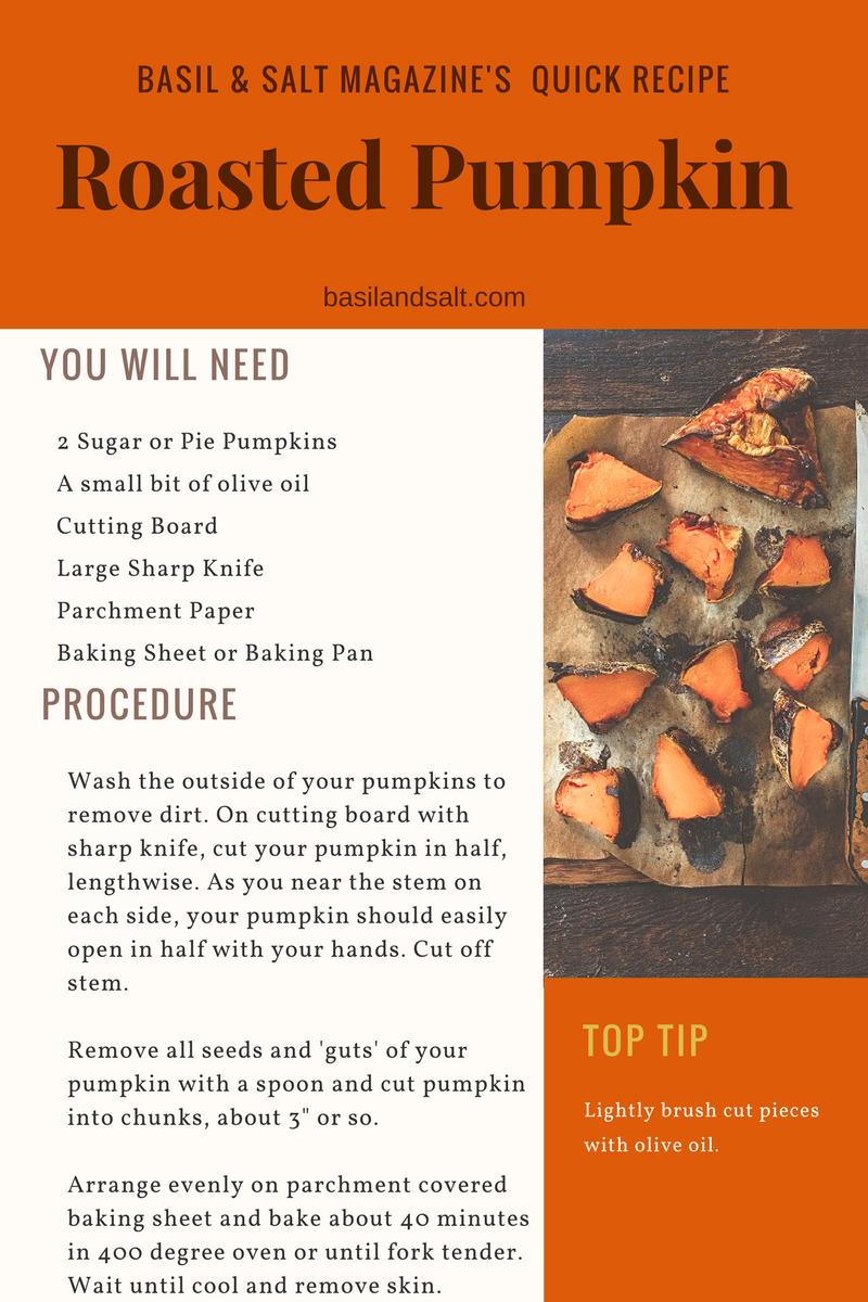 Roasted Pumpkin (1)