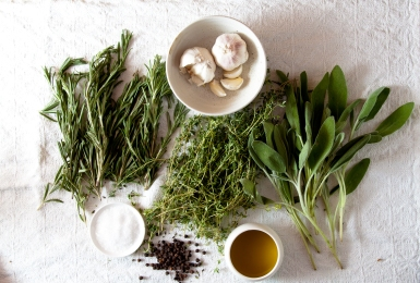 House Recipes Fresh Herbs
