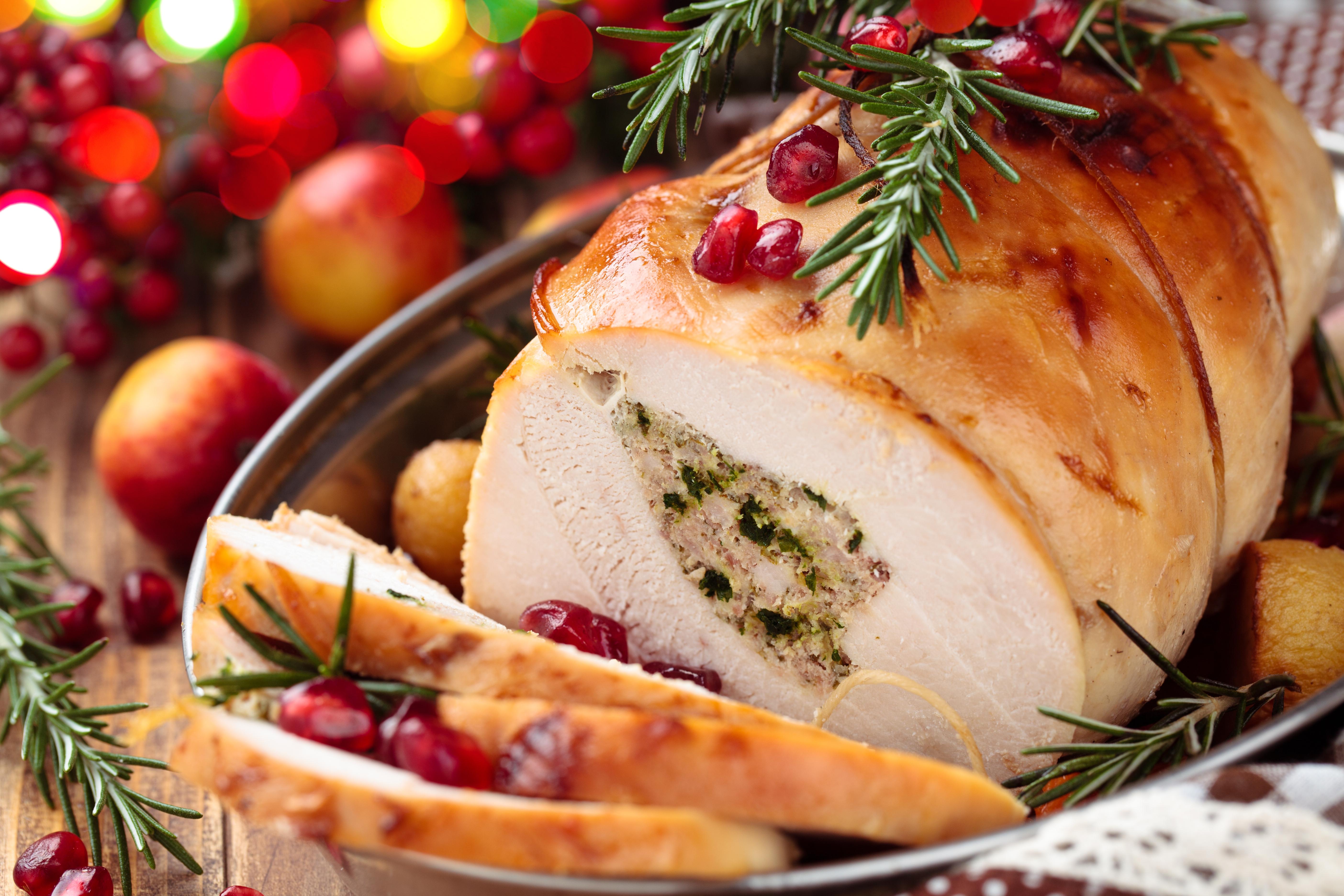 House Recipes Stuffed Turkey Breast I