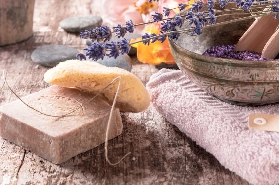 soap and scrub II