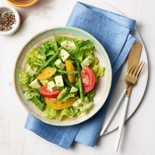 small avocado salad Amy